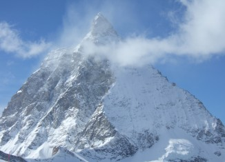 the matterhorn near Zermatt