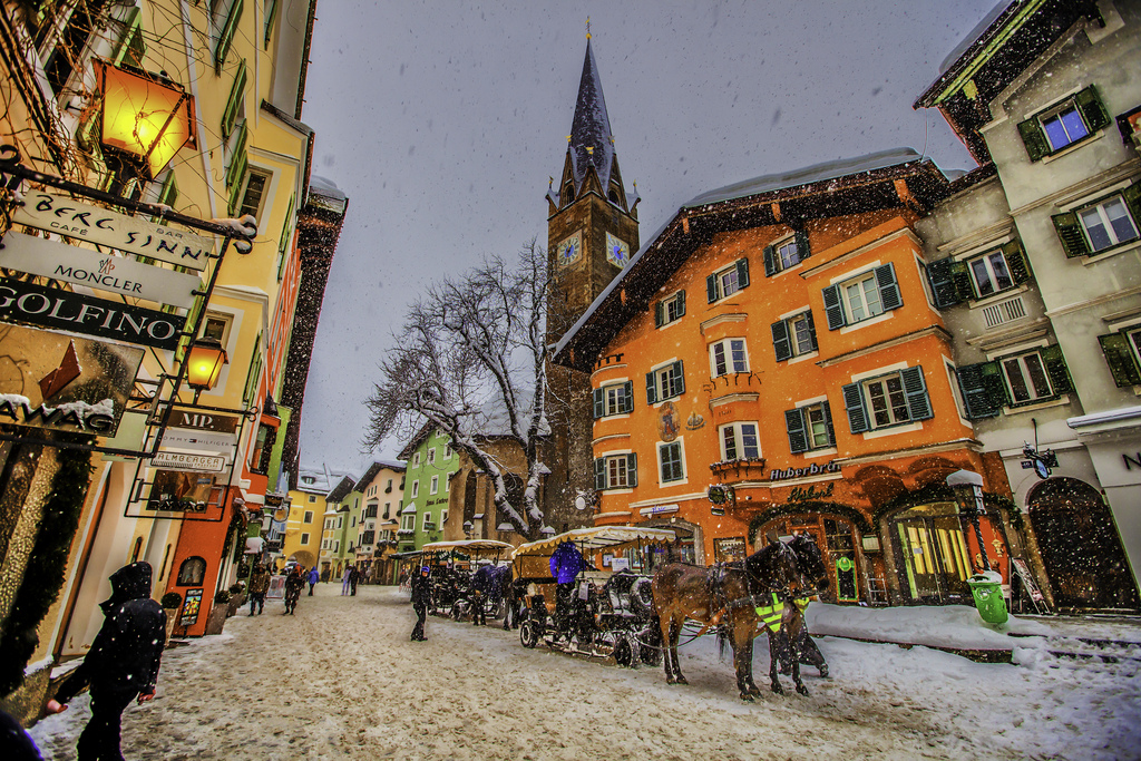 Top 5 Ski Resorts for Scenery and Charm