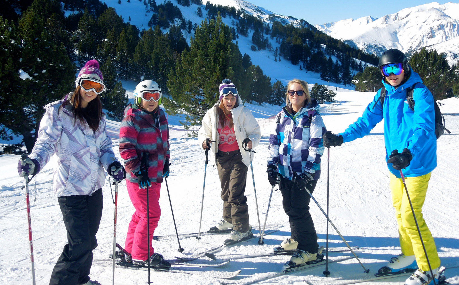 Top 8 Ski Resorts for Beginners