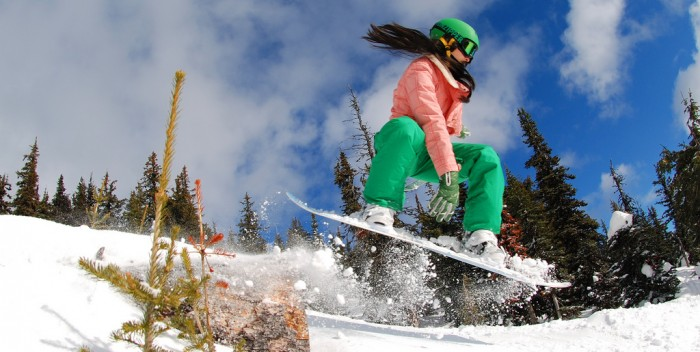 best snowboard resorts
