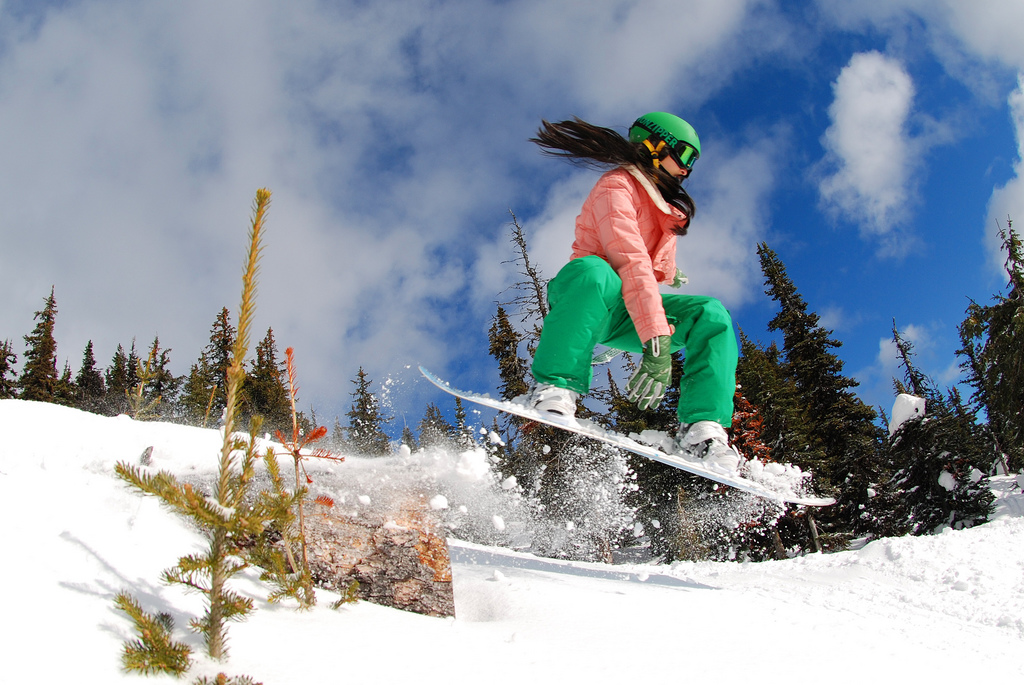 Top 5 Resorts for Snowboarding